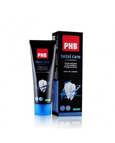 Pasta Dentífrica PHB® total care 75ml